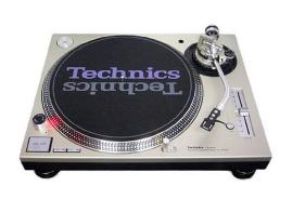 Turntable Technics SL1200 MK-3D